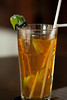 Wonderful Ice Tea in Galle Fort Hotel