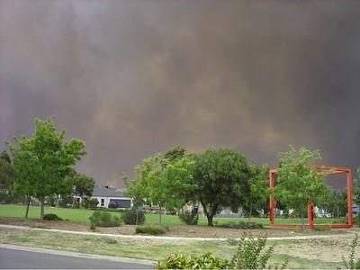 South Australia Fires November 25th 2015