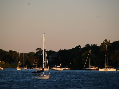 Put-in-Bay Harbor, South Bass Island, Lake Erie