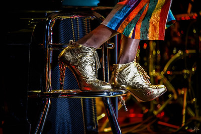Jazz Lady Golden Shoes  (Dee Dee Bridgewater)