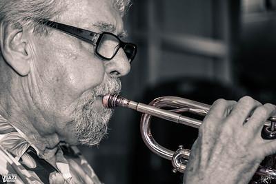 Jazz Trumpeter Glyn Dryhurst