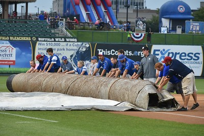 South Bend Cubs vs West Michigan White Caps  9-09-16
