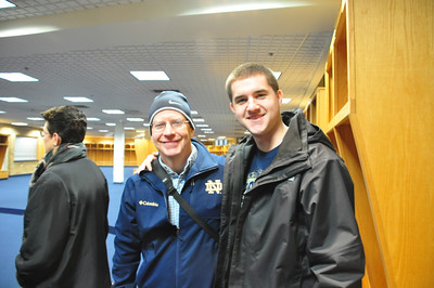 ND Stadium Tour