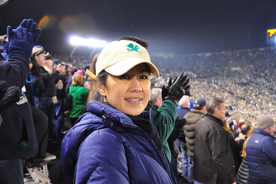 Wake Forest at ND 11-17-12