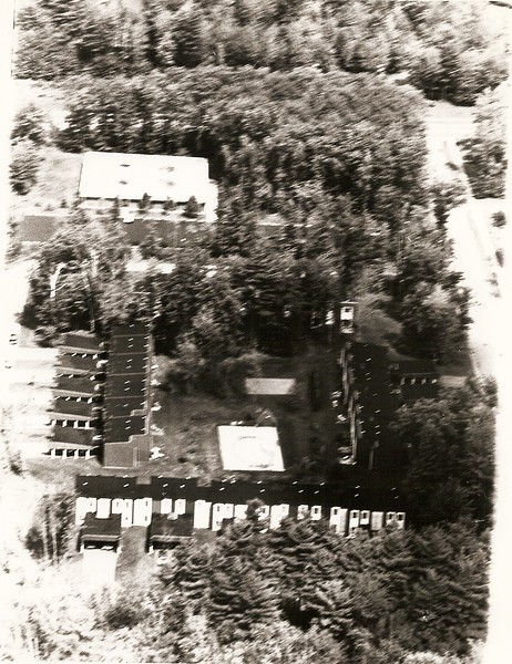 South Burlington Fire Department Scanned Image of Aerial Photography, date unknown