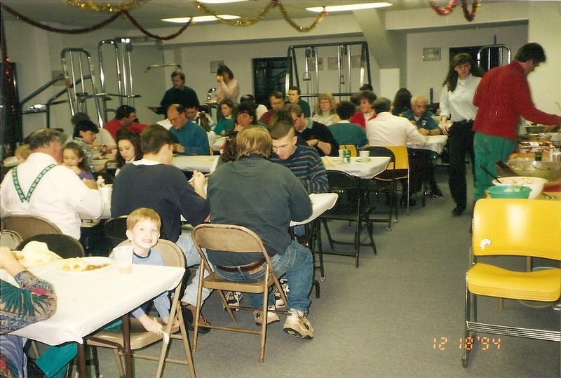 South Burlington Fire Department Scanned Catalog image of department Christmas