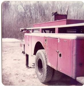 South Burlington Fire Department Truck 77