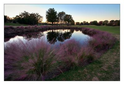 Fifth hole on Stoney Point Golf Course Greenwood, South Carolina