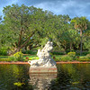 Fountain at Brookgreen Gardens