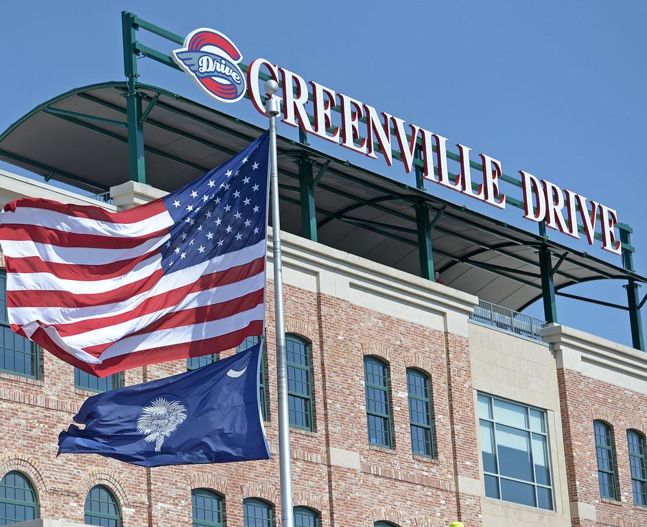 GWINN DAVIS / GREENVILLE DRIVE