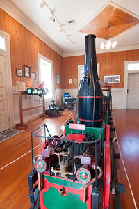 Branchville Railroad Museum in Branchsville, South Carolina
