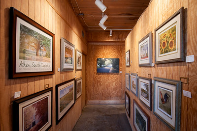 Jim Harrison Gallery in Denmark, South Carolina