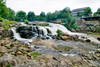 Falls Park on the Reedy in Greenville, SC