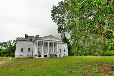 at Hampton Plantation Historic Site