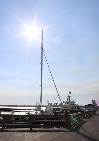 Stars & Stripes Yacht Mast