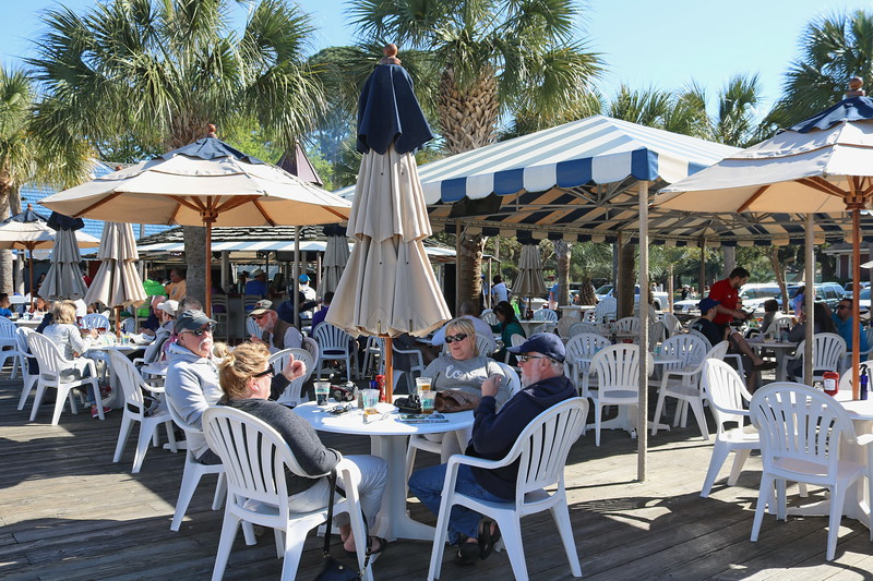 Salty Dog Cafe at the Marina