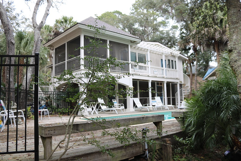 Key West Style House