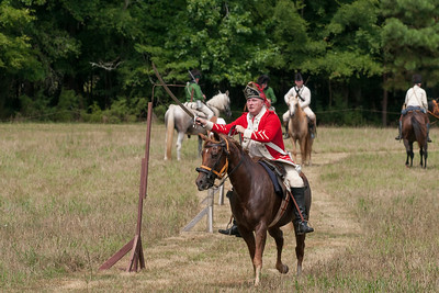 Battle of Huck's Defeat in McConnells, South Carolina