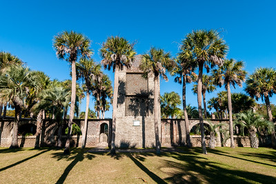 Atalaya Castle at Huntington Beach State Park