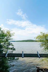 at Lake Wateree State Park