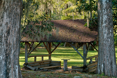 Edisto Memorial Gardens in Orangeburg, South Carolina
