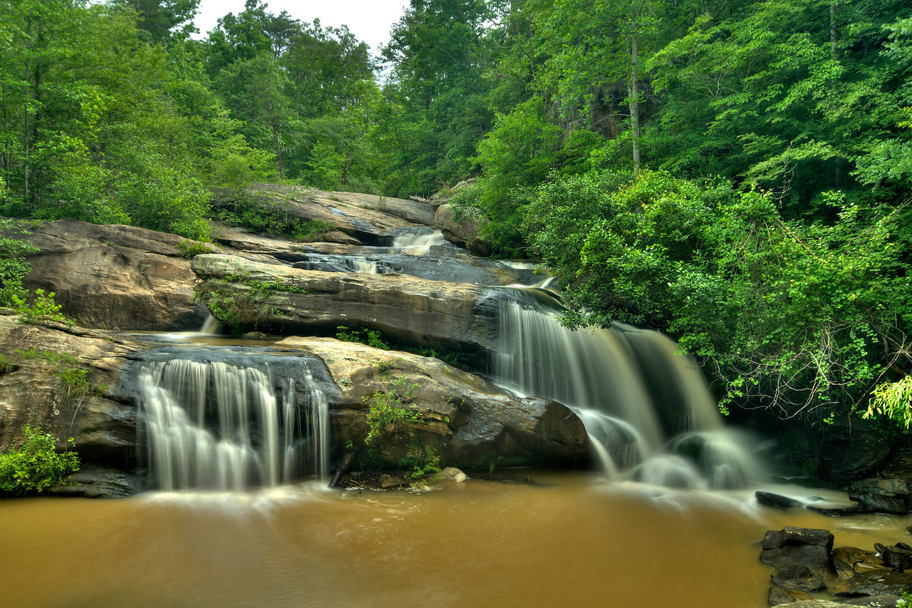 Chau Ram County Park in Westminster, SC