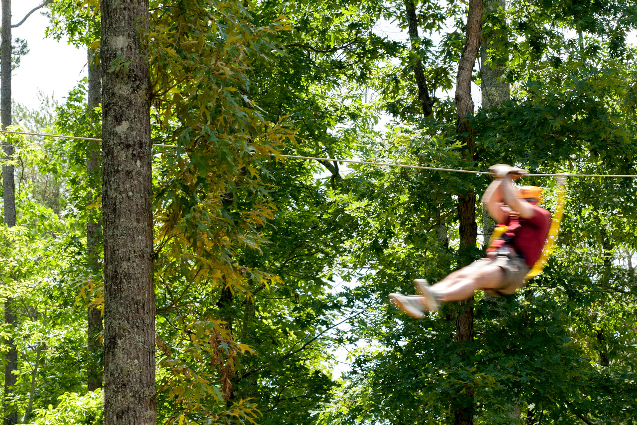 Wildwater Adventure Center in Long Creek, SC