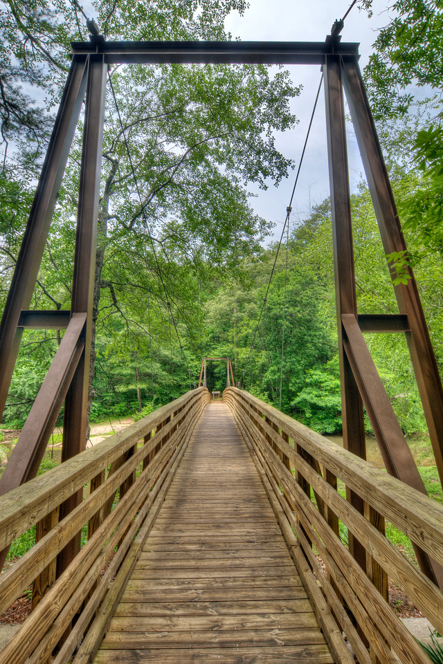 Chau Ram County Park in Westminster, SC on Tuesday, June 6, 2017. Copyright 2017 Jason Barnette