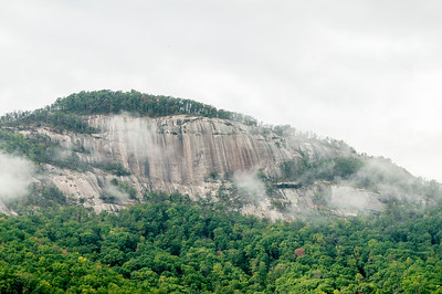 at Table Rock State Park