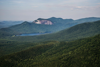 Table Rock view from Caesar's Head