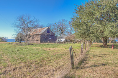 Barn in Lexington, South Carolina, near Lake Murray