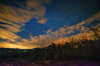 Bald Rock Sky