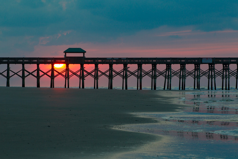 Folly Beach Sunrise