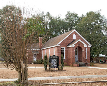 Salley United Methodist Church, Salley