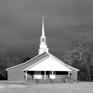 Silver Bluff Baptist Church, Beech Island