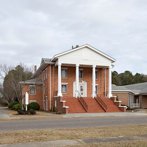 Salley Baptist Church, Salley