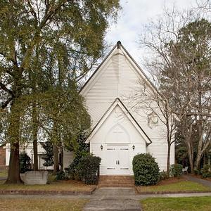 Allendale Presbyterian Church, Allendale