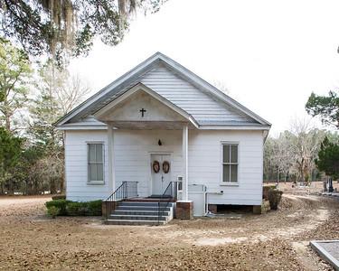 Gillette United Methodist Church, Martin
