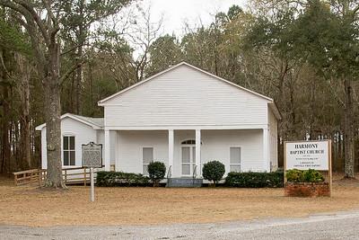 Harmony Baptist Church, Fairfax