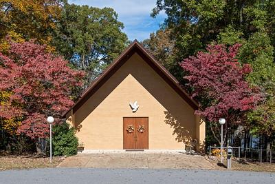 Ruhamah United Methodist Church, Starr