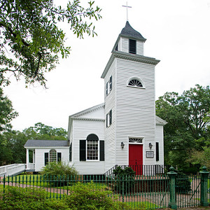 St. Paul's Episcopal Church, Pendleton