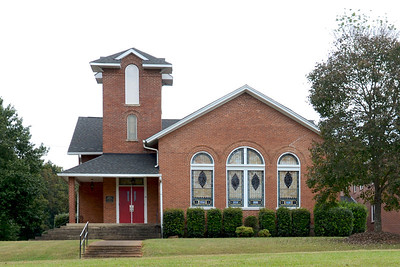 Lebanon Baptist Church, Anderson