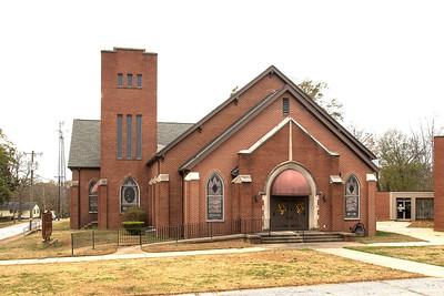 St. Paul's Baptist Church, Anderson