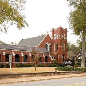 Grace Episcopal Church, Anderson