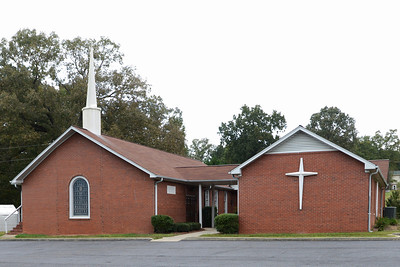 St. Paul's Methodist Church, Easley