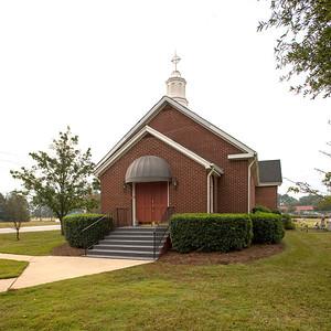 Townville Presbyterian Church, Townville