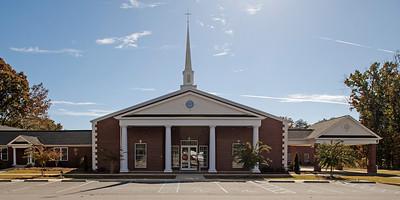 Mountain Creek Baptist Church, Anderson