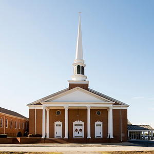 Whitefield Baptist Church, Belton