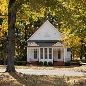 Ebenezer Methodist Church, Anderson