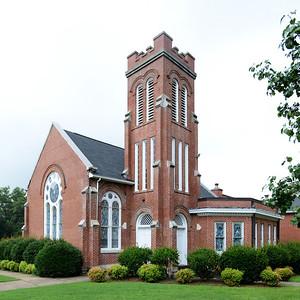 Good Hope Presbyterian Church, Iva
